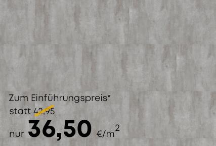 Pflegeleichte Designböden Rigid Bard 4All, Cement Light | Holz-Hauff in Leingarten