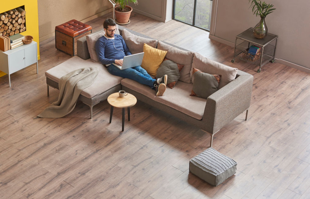 Pflegeleichte Designböden Rigid Bard 4All | Holz-Hauff in Leingarten