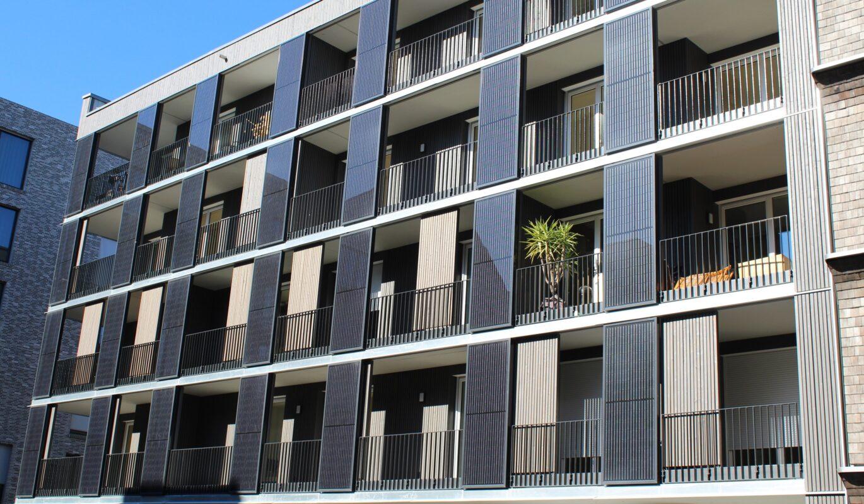 Fassade aus Sib. Lärche Silbergrau | bei Holz-Hauff GmbH in Leingarten