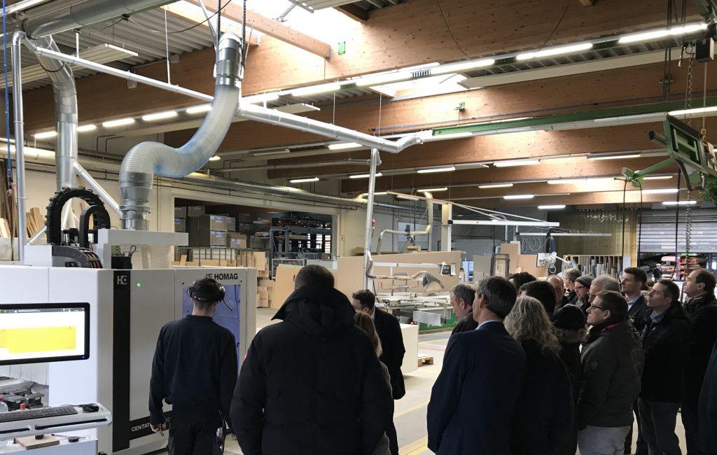 Unternehmerkreis Marketing & Vertrieb | bei Holz-Hauff GmbH in Leingarten