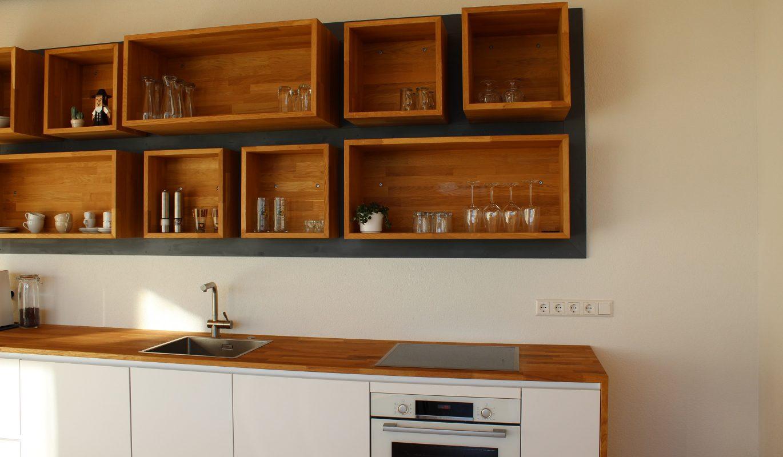 Küchenarbeitsplatte aus Euro. Eiche bei Holz-Hauff GmbH in Leingarten