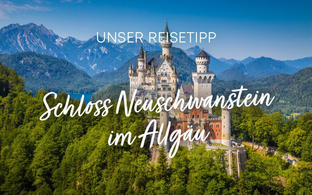 Reisetipp: Schloss Neuschwanstein | Holz-Hauff in Leingarten