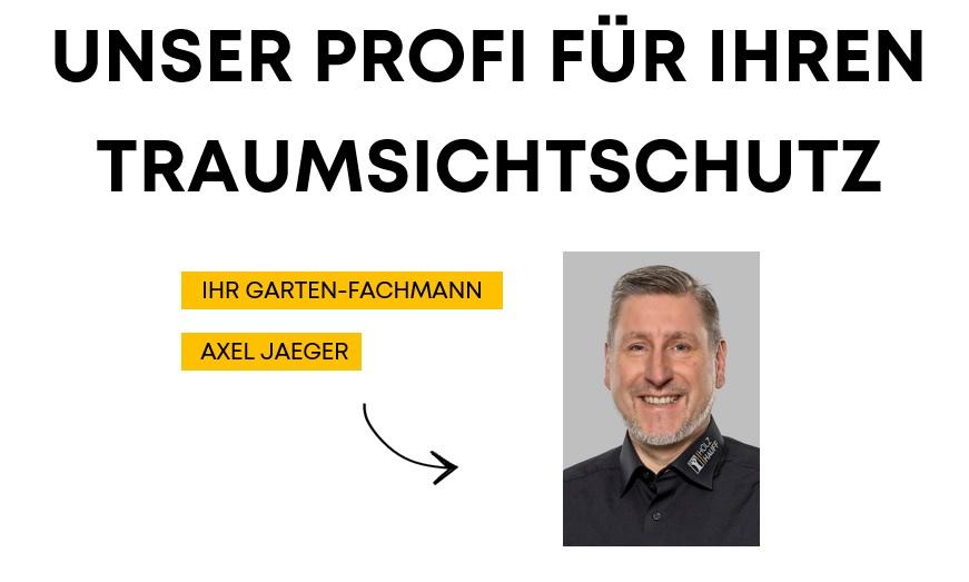 Sichtschutz mit System | Fachberatung | Holz-Hauff in Leingarten