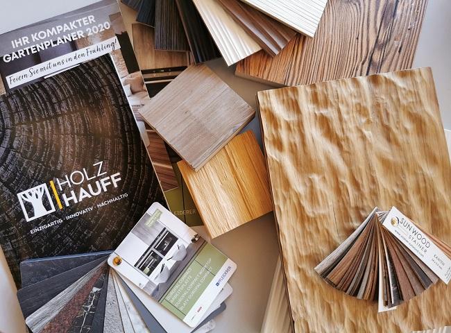 Musterservice für Privatkunden | bei Holz-Hauff GmbH in Leingarten