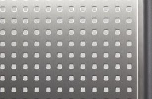 Streichfreier Sichtschutz, Edelstahl | Holz-Hauff in Leingarten