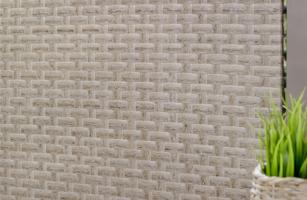 Streichfreier Sichtschutz, Polyrattan | Holz-Hauff in Leingarten