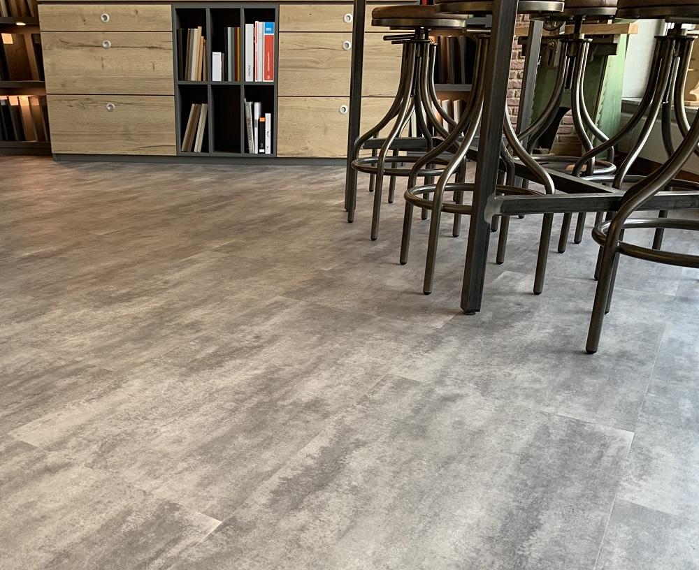 Designboden Rigid | bei Holz-Hauff GmbH in Leingarten