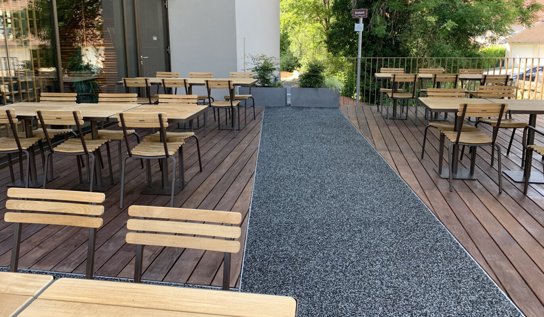 Ipe Terrassenbelag | bei Holz-Hauff GmbH in Leingarten