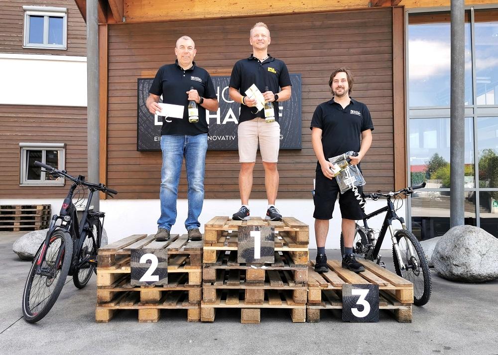 Siegerehrung Stadtradeln 2020 | bei Holz-Hauff GmbH in Leingarten
