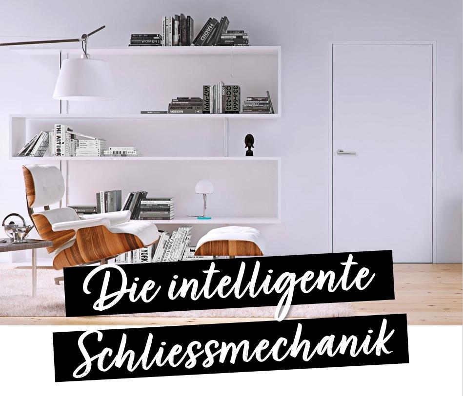 Die intelligente Schliessmechanik | Holz-Hauff in Leingarten