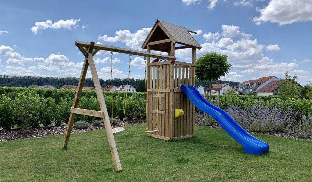 WINNETOO Spielsystem von Brügmann Traumgarten | bei Holz-Hauff GmbH in Leingarten