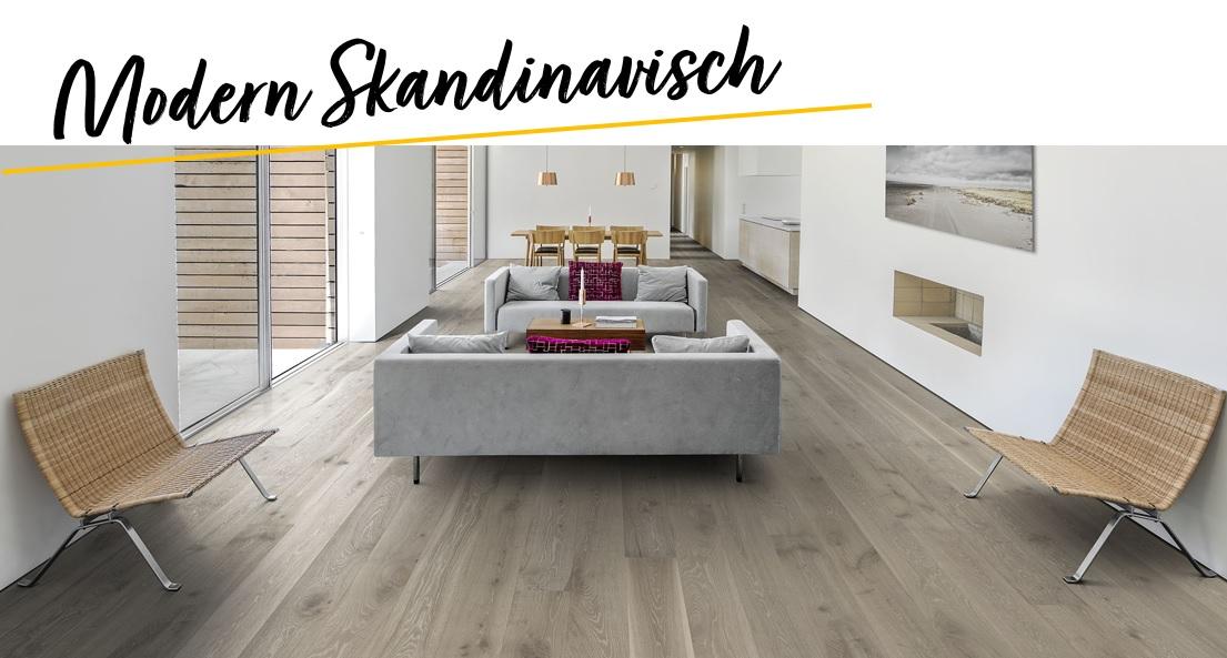 Modern Skandinavisch von Kährs | bei Holz-Hauff GmbH in Leingarten