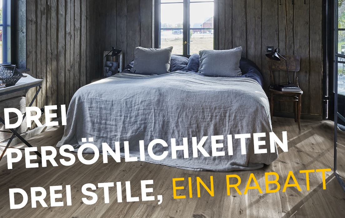 Kährs Rabattaktion Quiz | bei Holz-Hauff GmbH in Leingarten