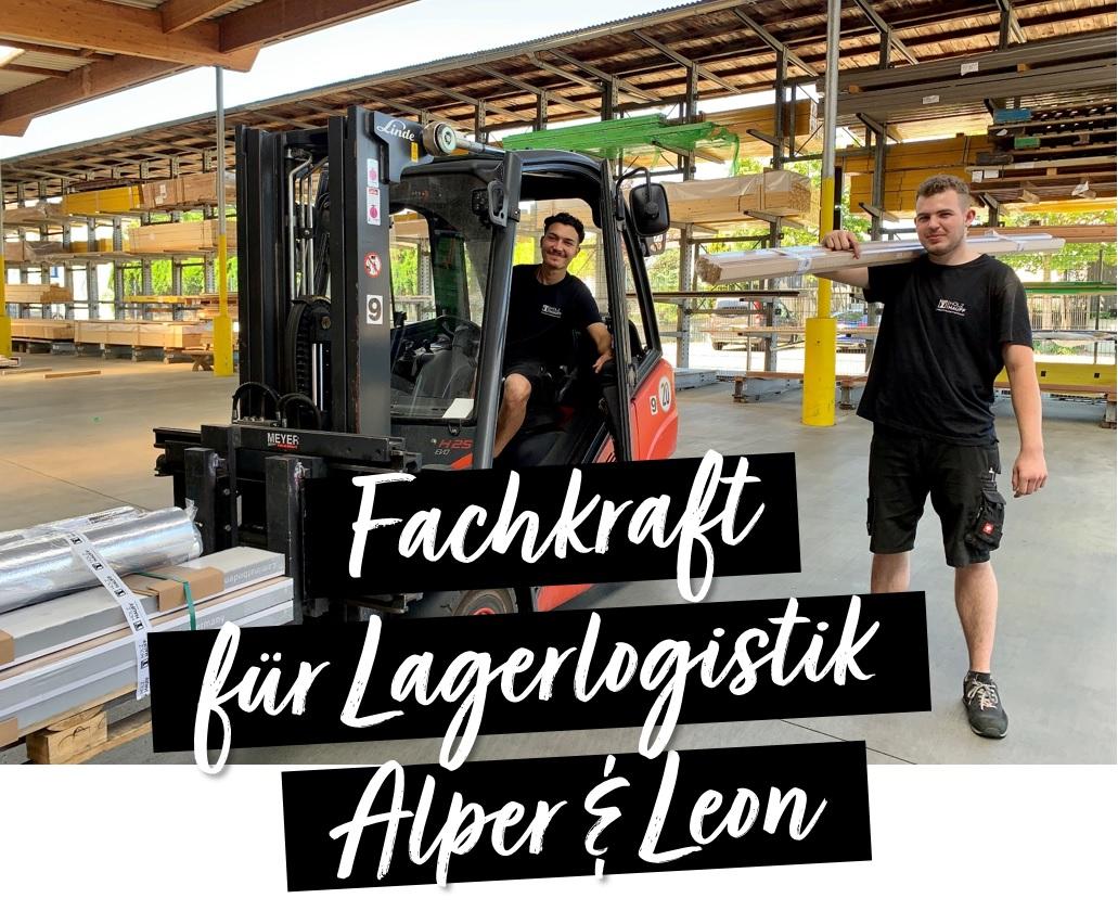 Azubigeschichten Fachkraft für Lagerlogistik | bei Holz-Hauff GmbH in Leingarten