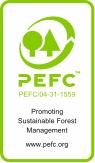 Meister: PEFC | Holz-Hauff in Leingarten