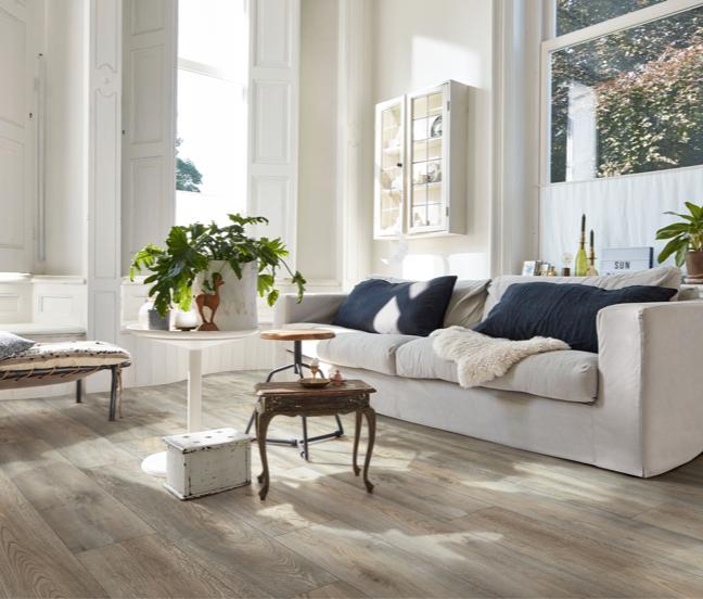 MeisterDesign, Wildeiche grau, Ambiente | Holz-Hauff in Leingarten