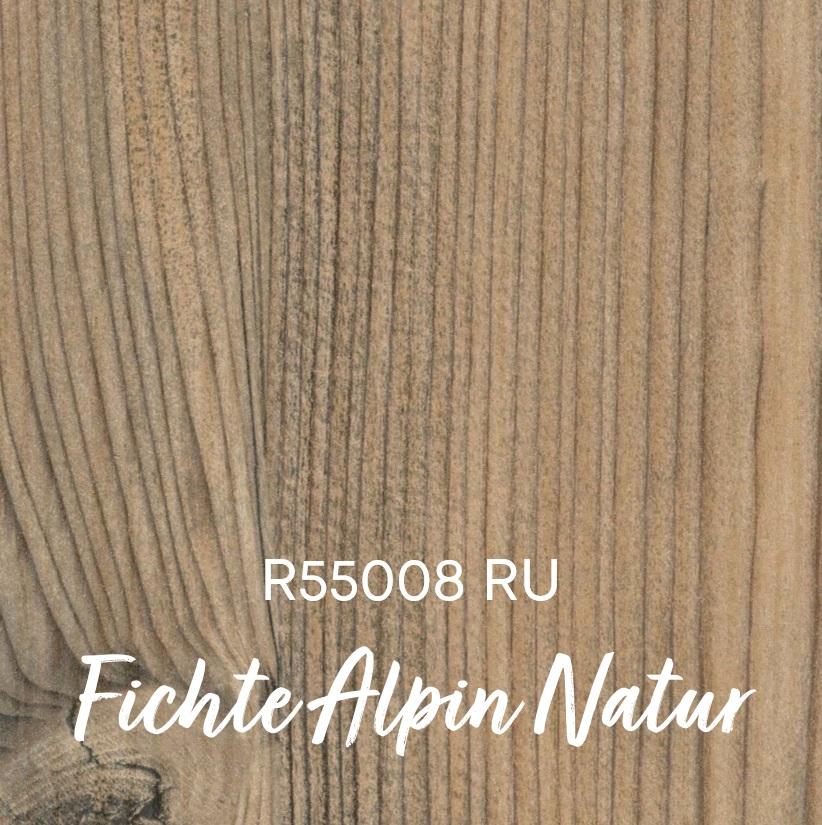 Dekor R55008 RU Fichte Alpin Natur Nr. 5 bei Holz-Hauff GmbH in Leingarten