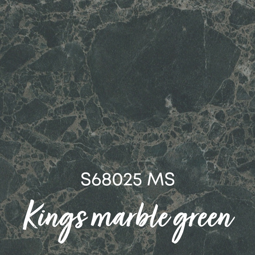 Dekor S68025 MS Kings marble green Nr. 9 bei Holz-Hauff GmbH in Leingarten