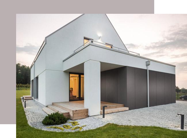 Urban Style: Fassade | Holz-Hauff in Leingarten