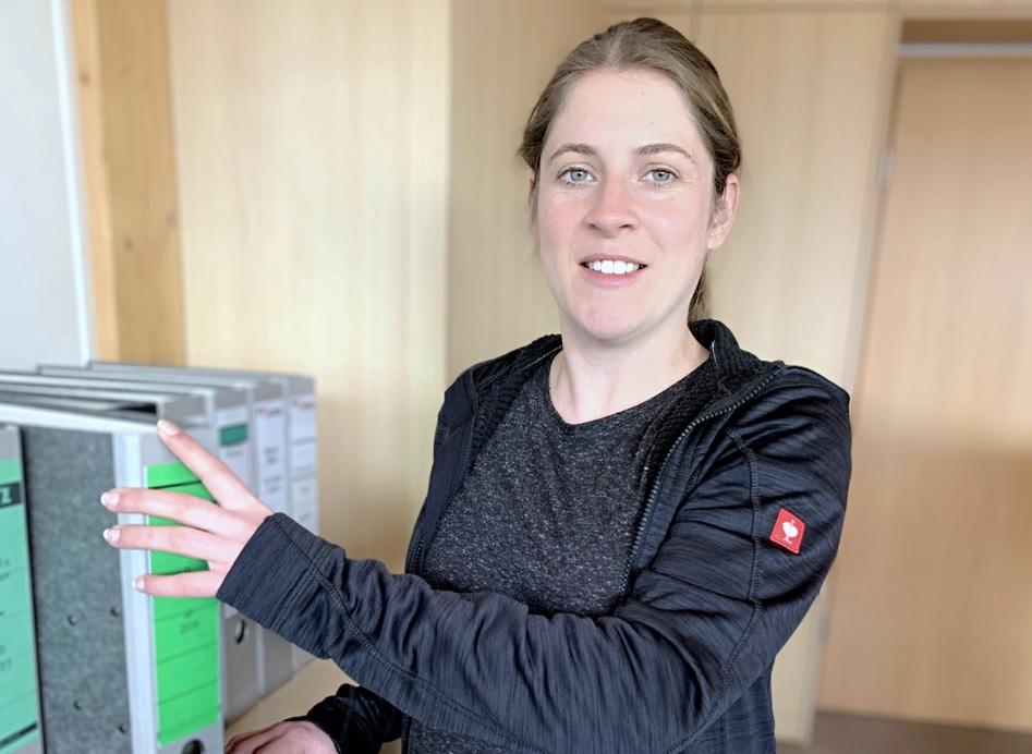 Valerie Müller Bilanzbuchhalterin bei Holz-Hauff GmbH in Leingarten