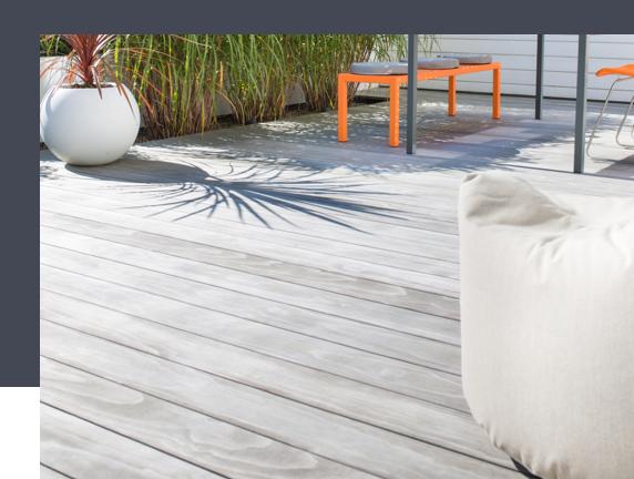 Terrassendielen im Scandi Style | Holz-Hauff in Leingarten