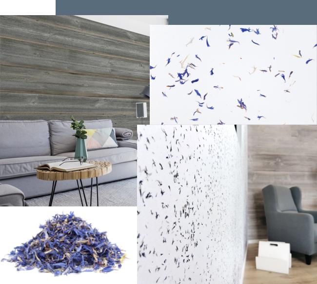 Wandgestaltung im Scandi Style | Holz-Hauff in Leingarten