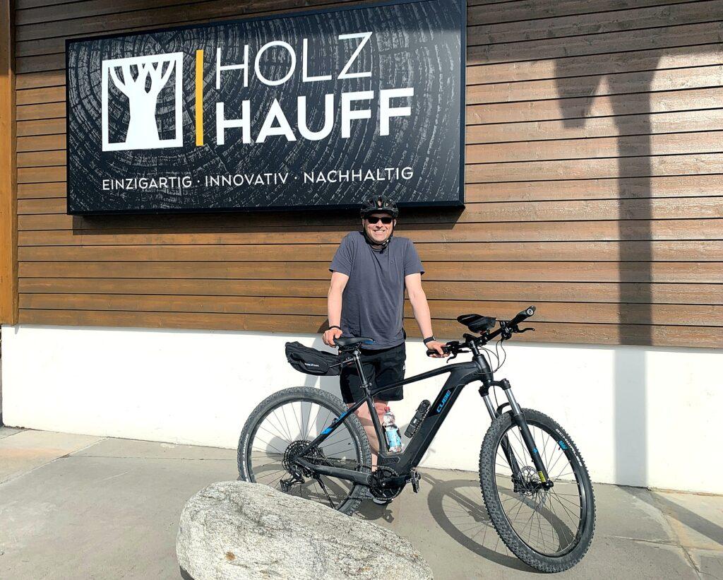 Torsten Brak Außendienst bei Holz-Hauff GmbH in Leingarten