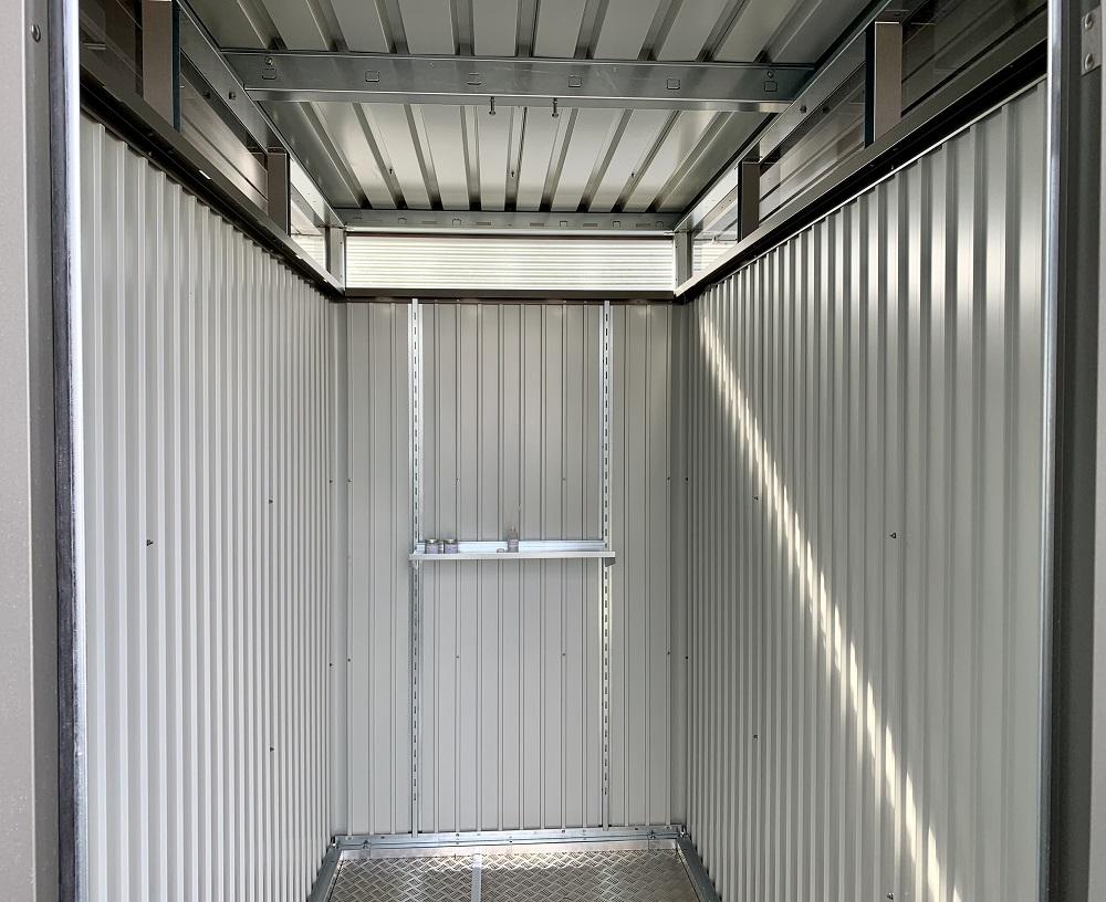 Biohort Gerätehaus Highline® bei Holz-Hauff GmbH in Leingarten