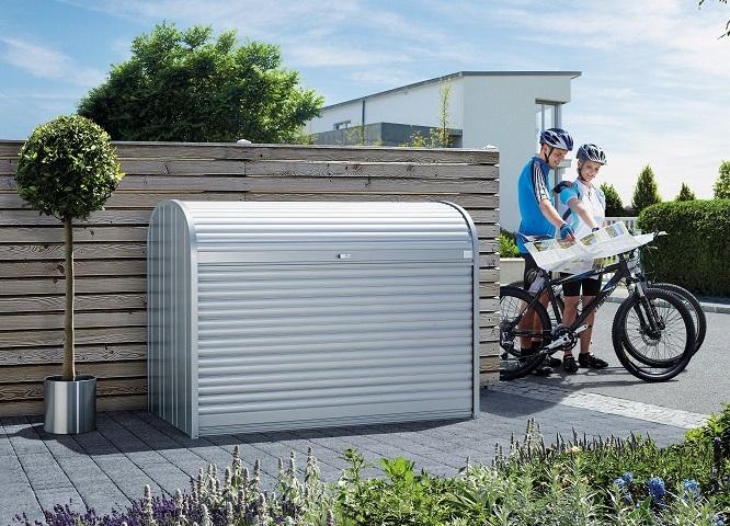 Mülltonnenboxen von Biohort bei Holz-Hauff GmbH in Leingarten