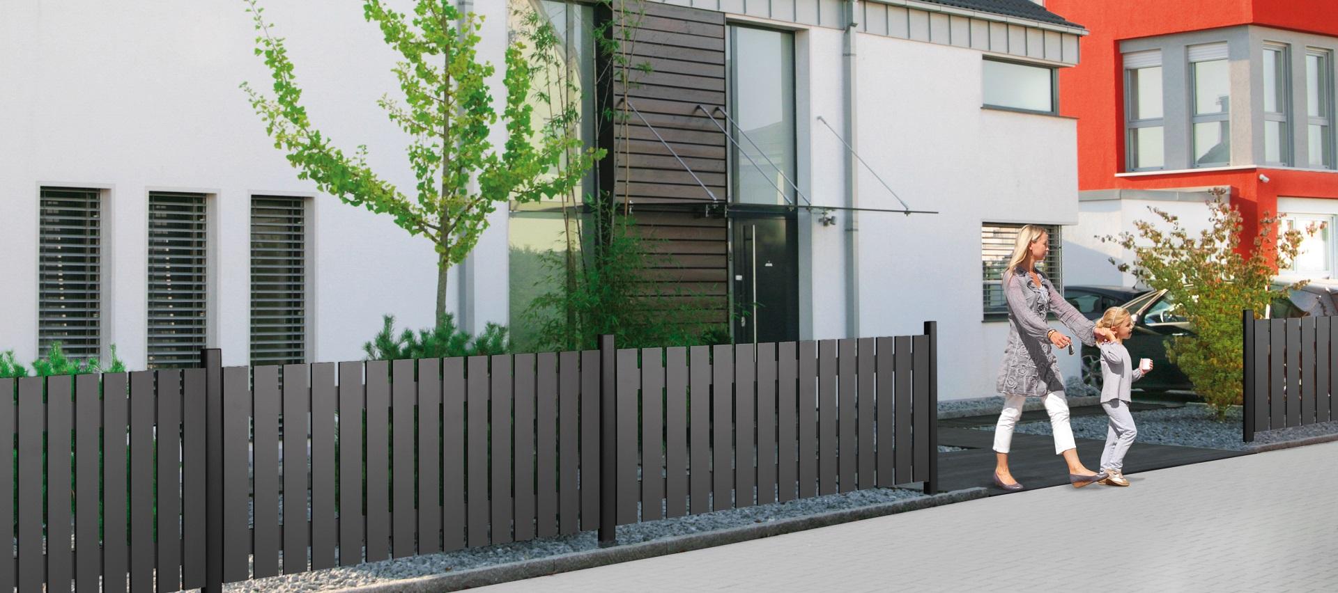 Gartenzaun Brügmann TraumGarten bei Holz-Hauff GmbH in Leingarten
