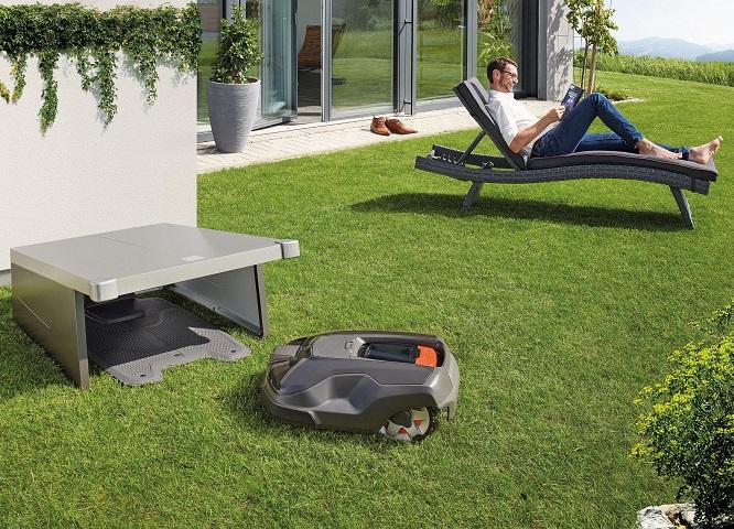 Gartenordnung Robotergarage von Biohort bei Holz-Hauff GmbH in Leingarten